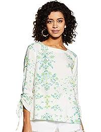 Amazon Brand - Myx Women's Regular fit Shirt