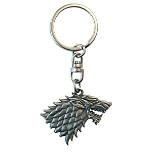 ABYstyle - GAME OF THRONES - Llavero 3D - Stark 14