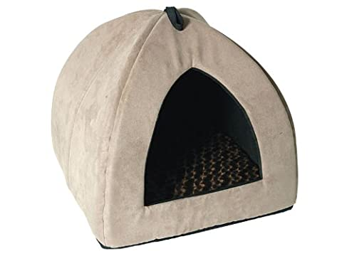 Martin Sellier Corbeille - Martin-Sellier - Tepee pour chat - Suédine