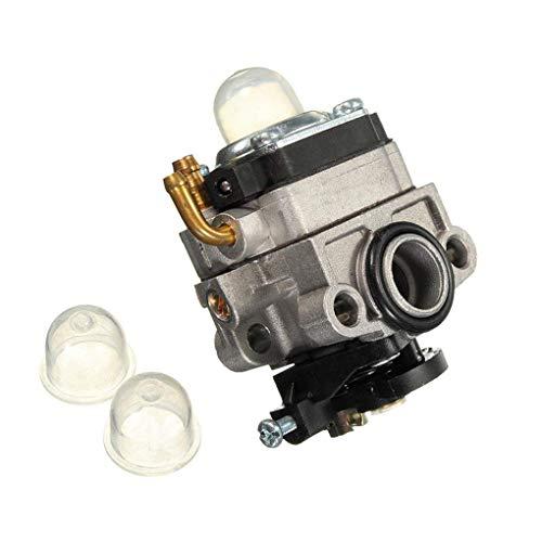 vkospy Vergaser mit Primer Bulb Replacement Zubehör für Troy-Bilt Trimmer  TB575SS TB525CS 753-04745 753-1225