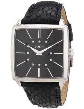 Joop Damen-Armbanduhr Vibes Ladies Analog Quarz Leder JP100732F01