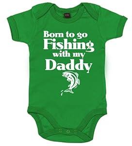 IiE, Born to go Fishing with my Daddy, Baby Girl, Bodysuit