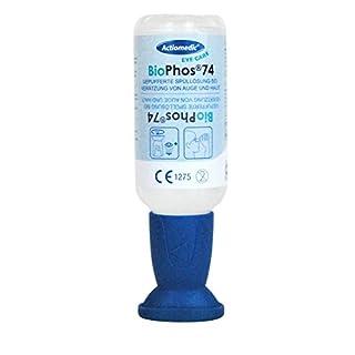 Actiomedic 250 ml Augenspülflasche Verätzungen von Chemikalien