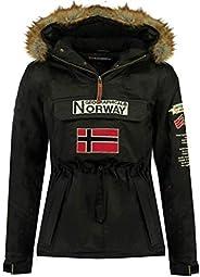 Geographical Norway Parka niño BOOMERANG