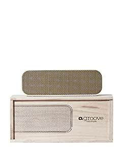Kreafunk - aGroove Haut-parleur Bluetooth - White