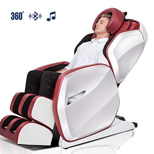 DZWJ Silla de Masaje eléctrica Inteligente, sillas de Masaje de Aire de...