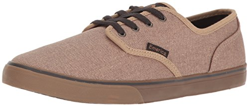 Emerica Wino Cruiser Natural, Scarpe da Skateboard Uomo Beige (Natural 101)