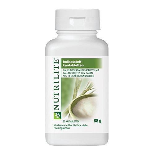 Ballaststoff-Kautabletten NUTRILITE™ - 30 Tabletten / 88 g - Amway