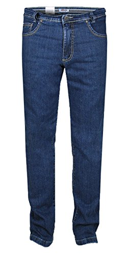 JOKER Herren Premium Stretch Jeans Nuevo Japan Denim, authentic stone in 38/34