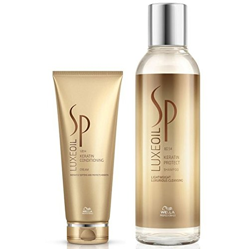 Wella SP Luxe Oil Shampoo 250ml & Conditioner 200ml