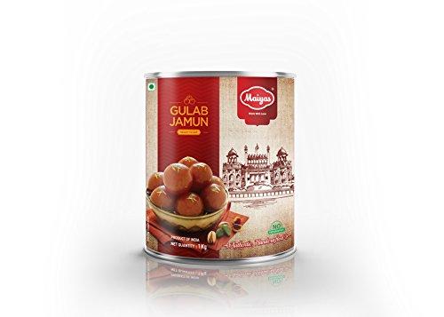 Maiyas Gulab Jamun Tin, 1kg