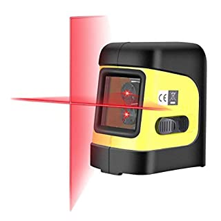 Firecore Self levelling cross Line Laser Level F112R with Magic Bracket