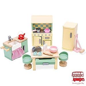Daisylane Le Toy Van Cocina Muñecas Muebles de la casa por Le Toy Van (Toy)