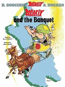 An Asterix Adventure : Asterix and the banquet