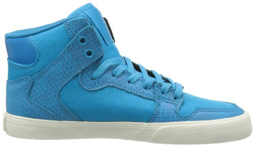 Supra  WMNS VAIDER, Hi-Top Slippers femme Turquoise - Türkis (TURQUOISE - WHITE TRQ)