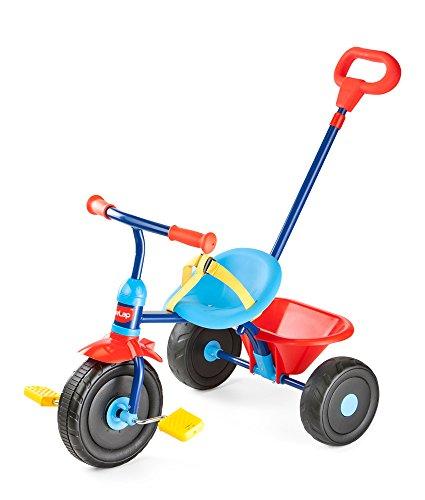 LuvLap Baby Tricycle -Trike T10 (Blue)