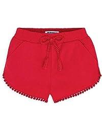 Mayoral Pantalón Punto Rojo Niña