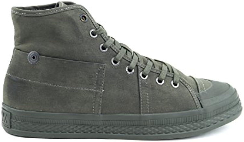 G Star   Bronson   D04340 5352 7159   Herren Sneaker Grün (Dark Shamrock) (40)