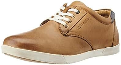 Hush Puppies Men's Edwin_Low Cut Gold Sneakers (7 UK/India) (41 EU) (8243997)