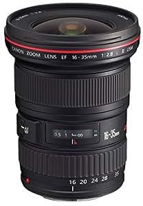 Canon Objectif zoom grand angle EF 16-35 mm f/2,8L II USM