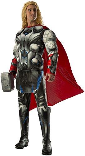 Deluxe Thor-Kostüm für Erwachsene aus dem 2. (Deluxe Kostüme Adult Thor)