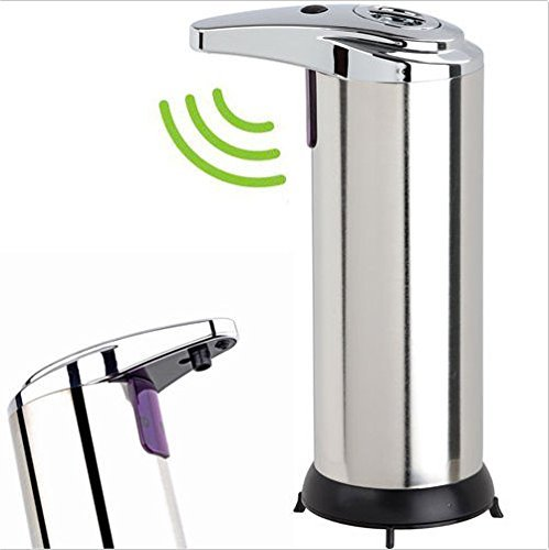 toogou-fingerprint-resistant-stainless-steel-automatic-touchless-motion-activated-soap-dispenser-bru