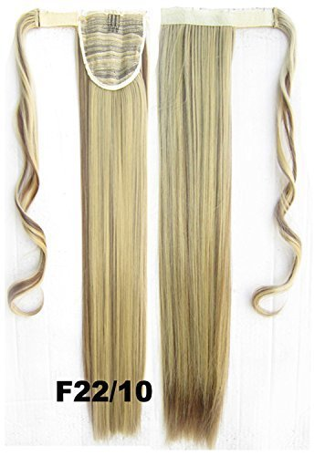 "A.H Trendy Ponytail Hair Wrap Around Hair Extension Clip In Hairpiece 22"" #F22/10 by A.H"