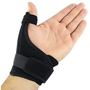 Daumenbandage-Daumenschiene Universalgröße für beide Hände von bandagenProfis