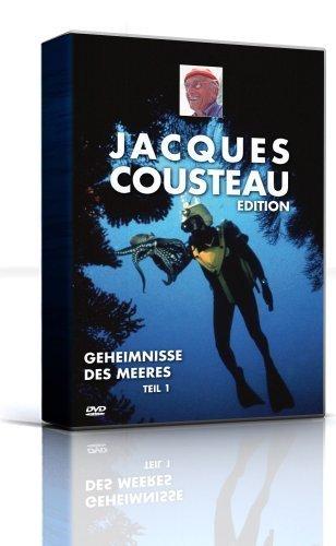 Die Geheimnisse des Meeres - Vol. 1 (4 DVDs)