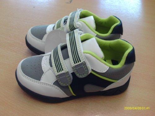 Fantastique garçons Gloucester Velcro Baskets - Taille 6 (Enfants)