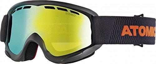 Atomic, Kinder-Skibrille, Für mäßige Lichtverhältnisse, Junior Fit, Junior-Rahmen,...