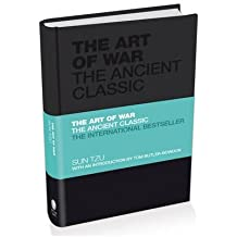 [ THE ART OF WAR THE ANCIENT CLASSIC BY TZU, SUN](AUTHOR)HARDBACK