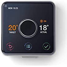 Hive HAH2KitHeatAmz-01 Active Heating Thermostat Without Professional Installation-Works with Amazon Alexa
