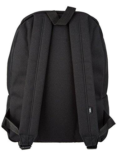 Imagen de vans old skool ii backpack  tipo casual, 42 cm, 22 liters, negro black  alternativa