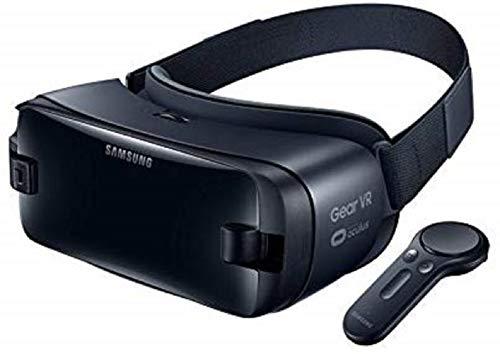 Samsung Gear VR Gafas de realidad virtual con controlador Version Española Negro (Black)- Versión española