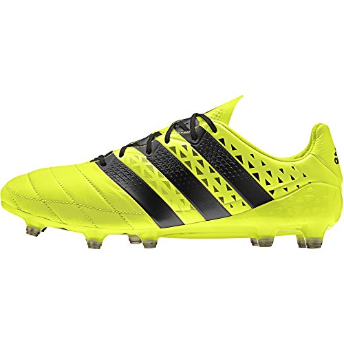 timeless design a57b2 42fc2 adidas Ace 16.1 Fg Leather, Scarpe da Calcio Uomo ...