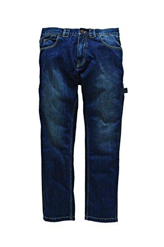 Dickies - Jeans - Droit Homme Bleu (Stonewash)