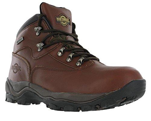 Northwest  Inuvik, Chaussures de marche homme Marron - Brun