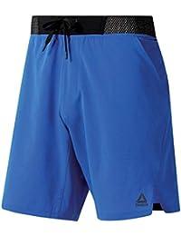 13e6acbcb19e Reebok Epic Knit Waistband Training Shorts Men s