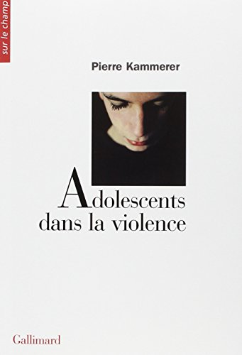 Adolescents dans la violence