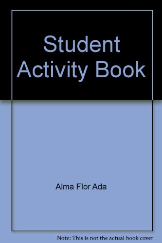 Student Activity Book por Not Available