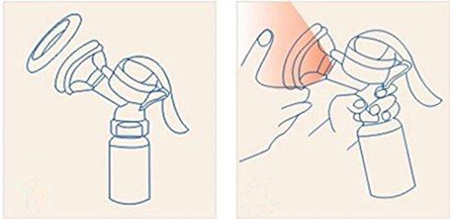 NWYJR Breast Pump confort prolactine grande succion tire-lait manuel