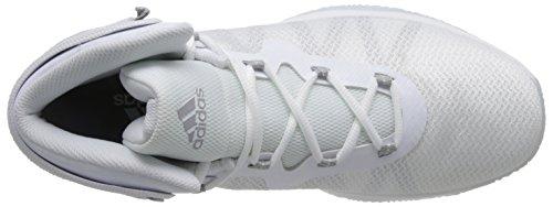 adidas Explosive Bounce, Chaussures de Basketball Mixte Adulte Plusieurs couleurs (Ftwbla/Gridos/Ftwbla)