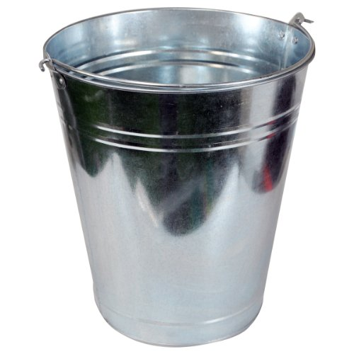 kingfisher-galb-9-litre-galvanised-bucket-silver-by-kingfisher