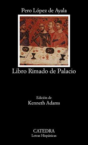Libro Rimado de Palacio (Letras Hispánicas)