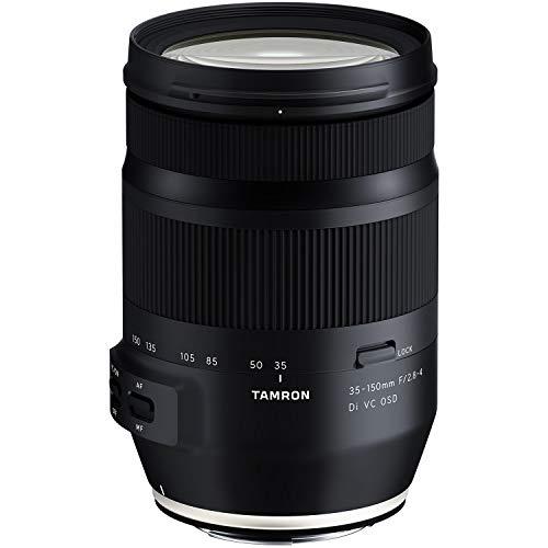 Objectif Tamron 35-150 mm F 2.8-4 DI VC OSD Noir pour Canon A043E