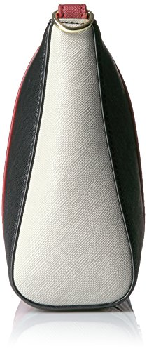 Armani Jeans 922544cc857 Umhängetaschen Rot (BURGUNDY-NERO-GRIGIO 07276)