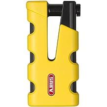 Abus 77 Sledg Grip - Candado para disco de freno, color amarillo