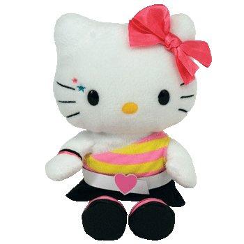 Unbekannt Hello Kitty Retro TY Beanie () ca. 20,3cm