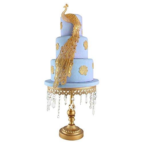 Joinor Pfau Silikon Spitze Fondant Matte Mould Kuchen dekorieren Form Zum Backen Zucker Craft Kuchen Top Dekoration